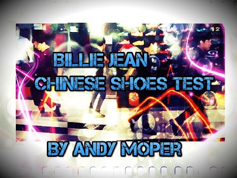 Michael Jackson loafers Shoes Test (synthetic leather)
