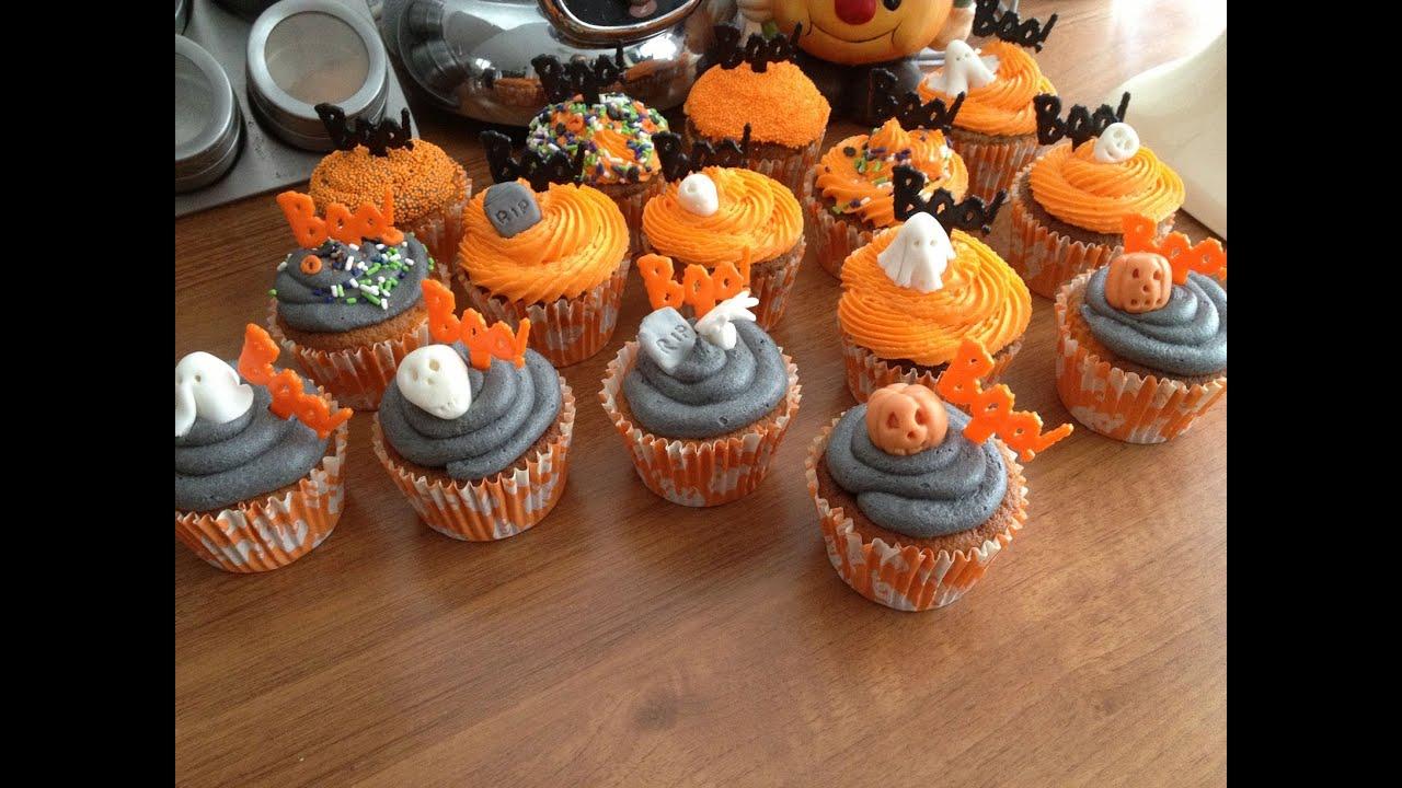 Buttermilk halloween cupcakes doovi Halloween cupcakes