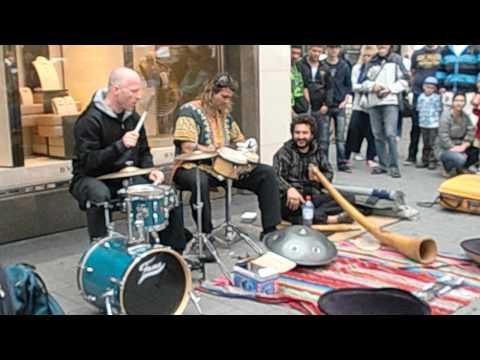 Street music - Köln (Cologne), Germany