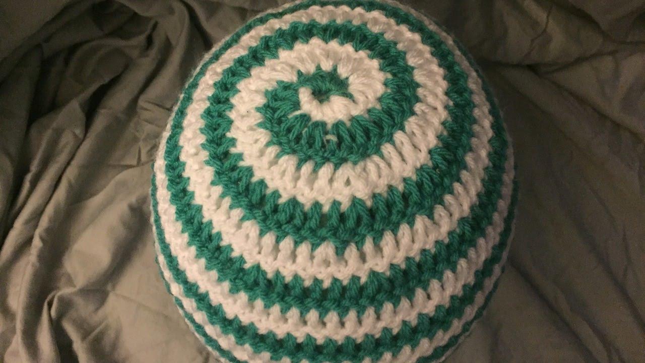 Crochet Spiral Hat - YouTube e7a666e53d3