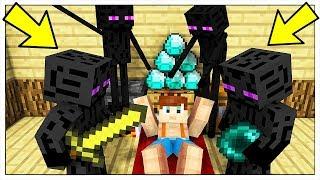 LUCA È STATO RAPITO DAGLI ENDERMAN! - Minecraft ITA