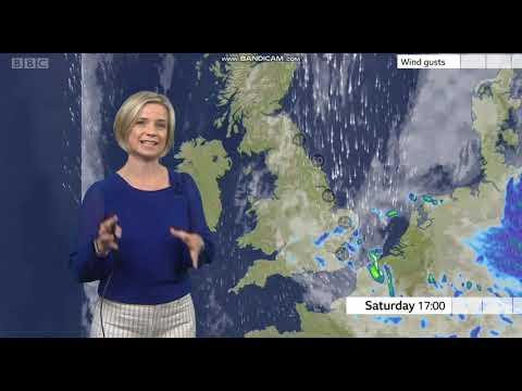 Sarah Keith-Lucas - BBC Weather - (26-09-2020) - HD [60 FPS]