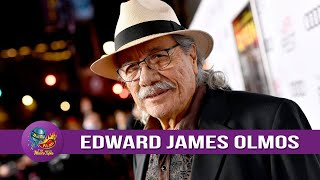 Edward James Olmos - Exitos con Selena, Mayans, Stand and Deliver, Blade Runner