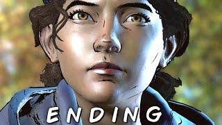 THE WALKING DEAD SEASON 3 A New Frontier Walkthrough Gameplay Part 1 - EPISODE 1 ENDING