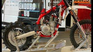 РАСКРЫВАЕМ ВСЕ СЕКРЕТЫ. Как построить мотоцикл, который поедет по воде?
