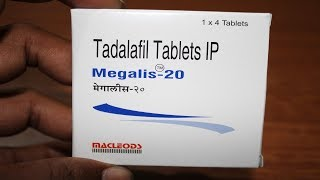 Megalis 20 Tablet Uses And Review In Hindi