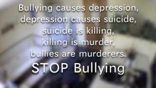 PSA: Bullying