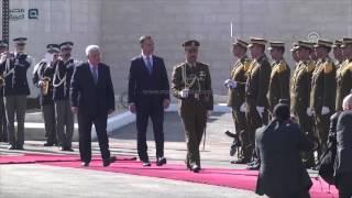 مصر العربية | عباس يدعو