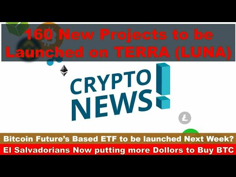 160 New Projects Launching on TERRA   MicroStrategy & SQUARE Update - Crypto World News in Hindi