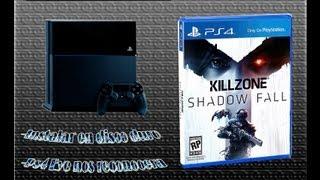 vuclip PlayStation 4 nos dejara instalar el juego en el disco duro , PS4 eye nos reconocerá y Pack