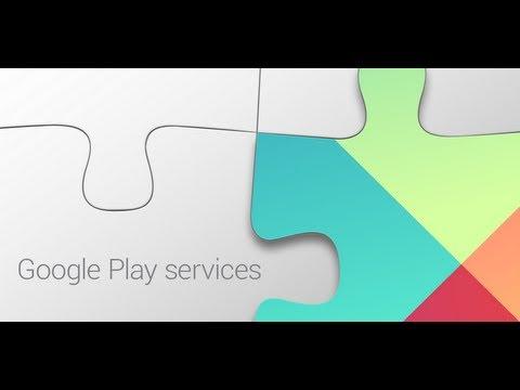 Solucionar problema con Servicios de Google Play.