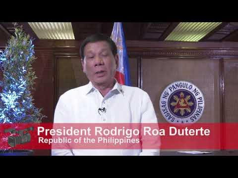 PRESIDENT RODRIGO ROA DUTERTE ON RADYO PILIPINAS & PTV4