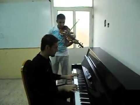 Kütahyanın Pınarları ( Piano&Keman )