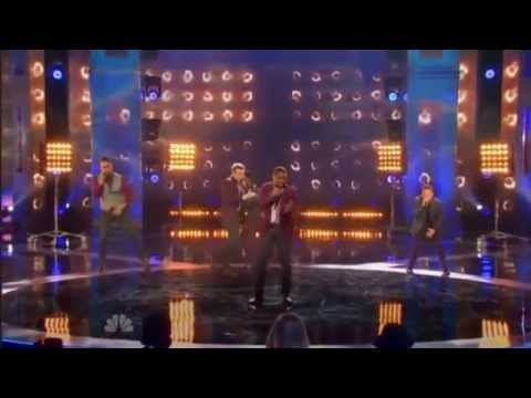 Sing - The Exchange ( Round 2 )  - The Sing Off Season 5 HD