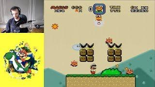 Super Mario World Remix (Super Mario World ROM Hack) - Part 1