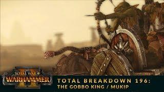 Total Breakdown 197 (WH2) - Greenskins vs Dark Elves - Warhammer 2 Online Battle