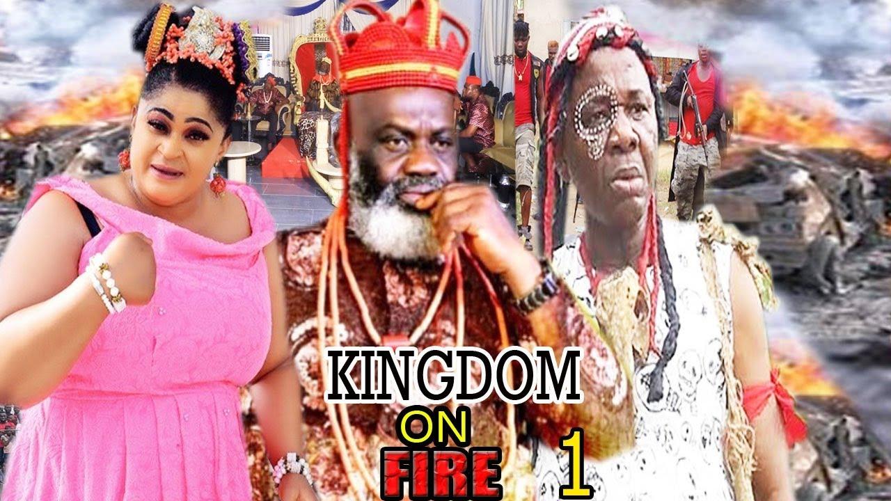 Download Kingdom On Fire Season 1 - Chiwetalu Agu Latest Nigerian Nollywood Movie.