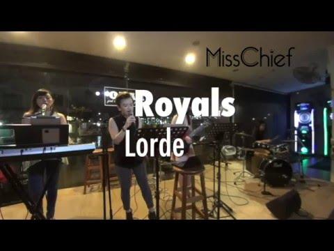 Royals - MissChief Singapore
