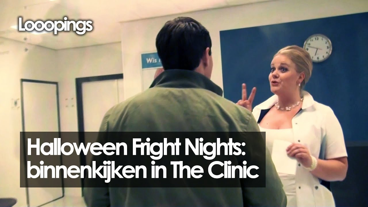 Halloween Fright Nights Recensie.The Clinic Halloween Fright Nights Walibi Holland 2016