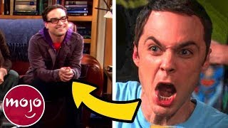 ¡Top 10 ERRORES EN LA TRAMA THE BIG BANG THEORY!