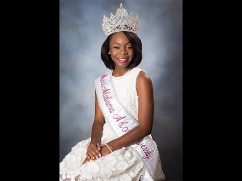 AAMU 66th Crowning Ceremony of Miss AAMU 2016-2017