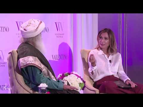 Angella Nazarian in Conversation with Sadhguru [Full Talk]
