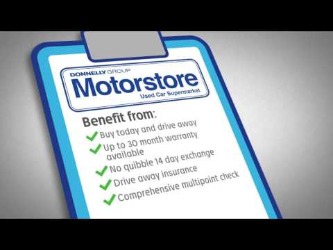 Donnelly Group Motorstore | Used car Supermarket
