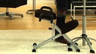 Euro Style Harold Knee Chair