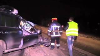 Смертельное Столкновение Мусоровоза и Toyota Land Cruiser