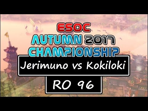 [AoE3] ESOC Autumn Tournament — RO64: Risi123 vs duolckrad from YouTube · Duration:  1 hour 30 minutes 55 seconds