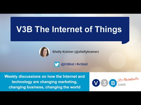 V3 008 - The Internet of Things: B2B Sales Lead Automation