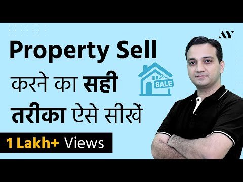 How to Sell Property in India? - Hindi Guide
