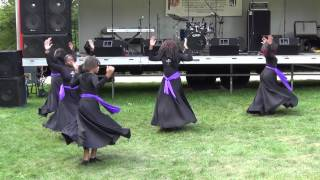 "Nu Beginning Praise Dancers - ""If Not For Your Grace"" by Israel & New Breed"
