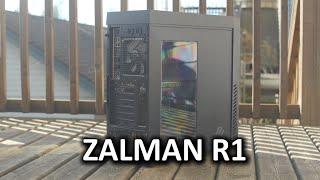zalman R1 Computer Case - A Value Buyer's Dream?