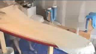 Making A Surfboard Diy Time Lapse