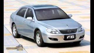 Новый седан бизнес класса BYD G6 китайские авто 2015 1