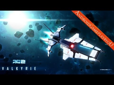 Galaxy On Fire 2™ HD Valkyrie Add-on Android Gameplay Part 1 (Galaxy S4)