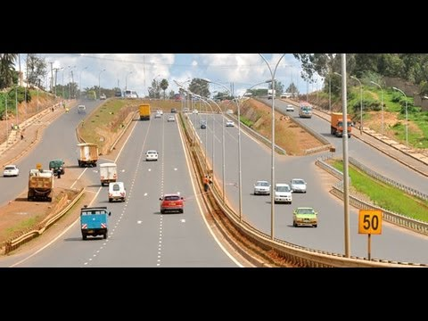 Thika road Superhighway DashCam December 2012