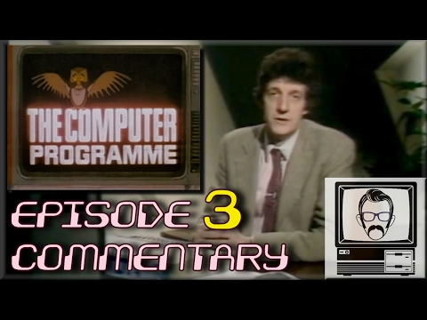 "The Computer Programme Ep. 3 ""Talking to a Machine"" 