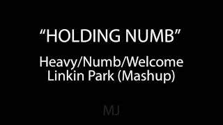 Holding Numb - Linkin Park (Mashup Heavy/Numb/Welcome)