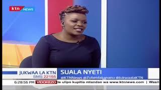 Suala Nyeti: Matatizo nyakati za kujifuangua