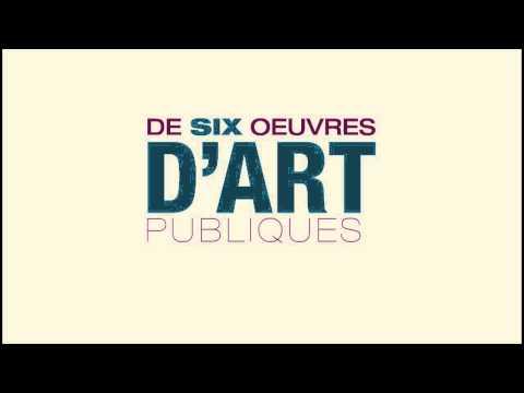 Inauguration de 6 oeuvres d'art publiques 2