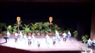 HNMOT Combined Hula Auana HoloHolo Ka