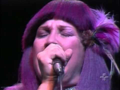Repertório Popular - Flora Purim & Airto (Live in São Paulo, 1988) HD