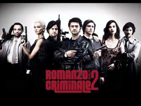 Romanzo Criminale La serie - Colonna Sonora - Repertorio Machiavelli