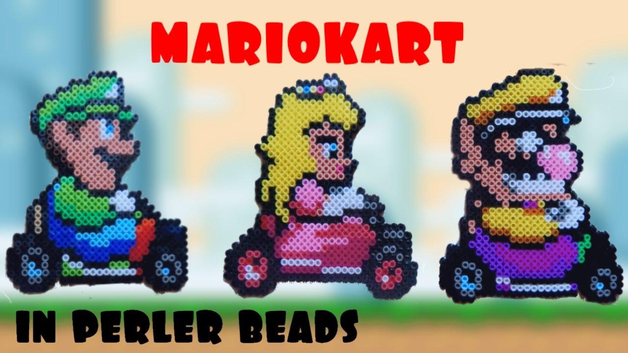 Bead Ideas Mario Perler