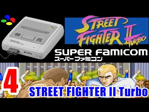[4/4] Ryu - STREET FIGHTER II Turbo(SUPER Famicom/SNES)
