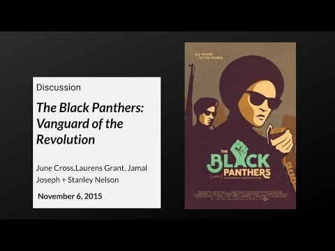 The Black Panthers: Vanguard of the Revolution | Screening and Conversation