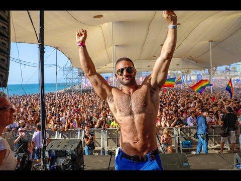 Tel Aviv Pride 2018 - Eliad Cohen