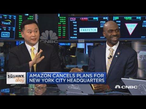 Two local New York politicians debate Amazon's HQ2 decision Mp3